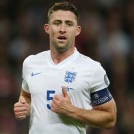 Editorial use only. No merchandising. For Football images FA and Premier League restrictions apply inc. no internet/mobile usage without FAPL license - for details contact Football Dataco Mandatory Credit: Photo by BPI/REX Shutterstock (5226251i) England Captain Gary Cahill during the European Championship Qualifying Group E match between England and Estonia played at Wembley Stadium, London, on October 9th 2015 2016 UEFA European Championship Qualifying Group E England v Estonia Wembley Stadium, Wembley, London, United Kingdom - 9 Oct 2015