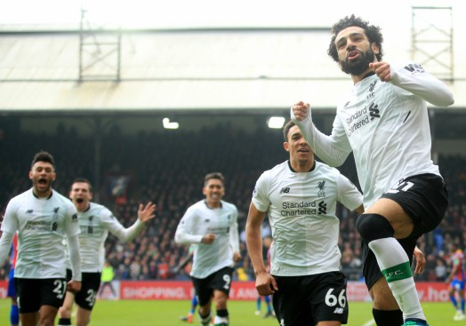 Liverpool-Celebrate-Mo-Salah-Crystal-Palace